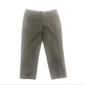 J. Crew Collection wool capris 6